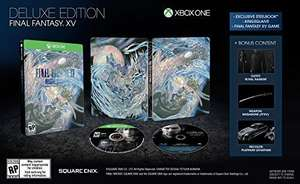 Amazon: Final Fantasy XV - Xbox One - Deluxe Edition