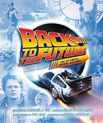 AmazonMX : Libro Back to the Future: The Ultimate Visual History - Pasta Dura