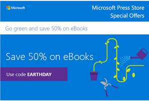 Microsoft Press Store: 50% de descuentos en ebooks Microsoft Press