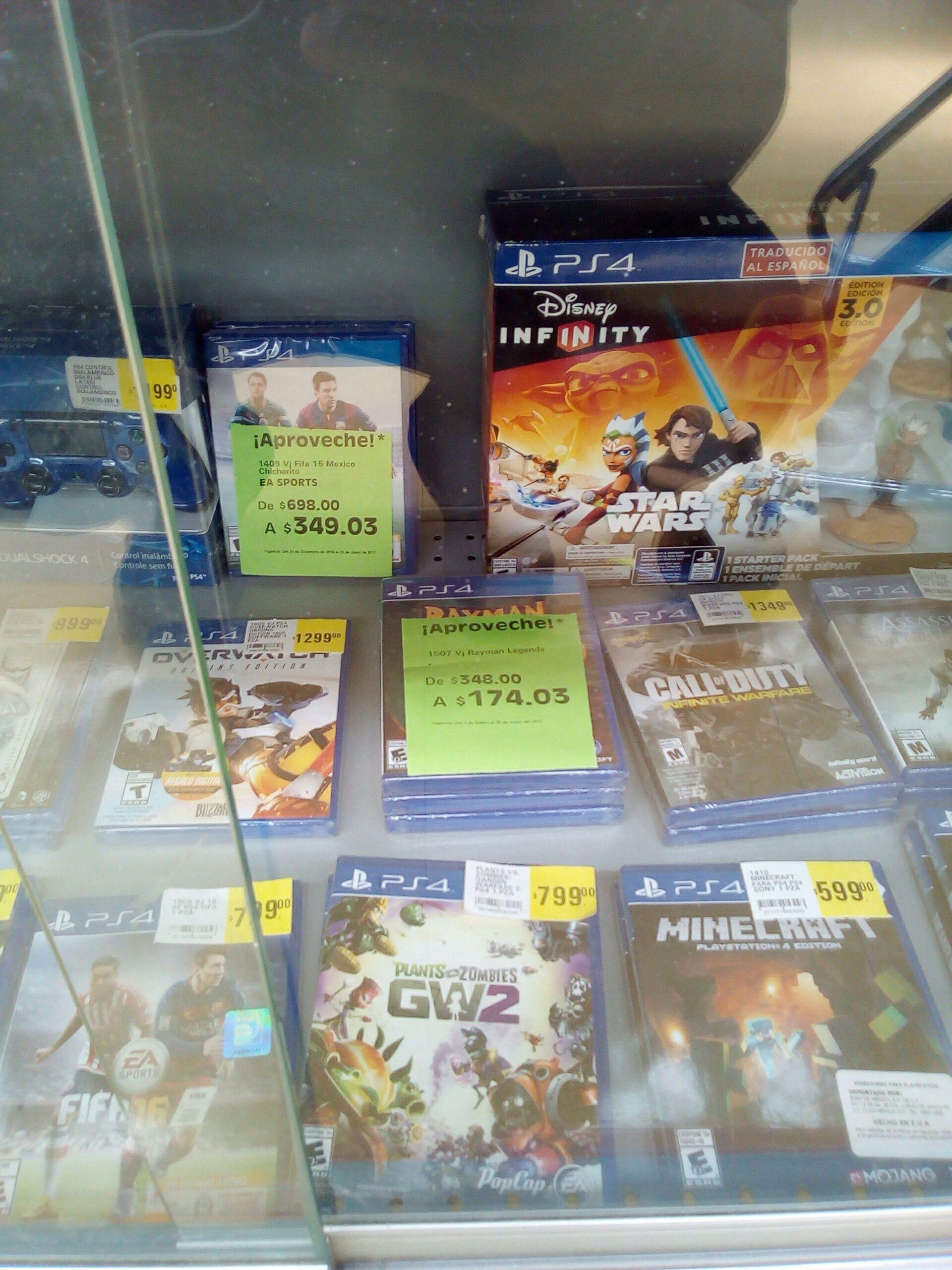La Comer: Rayman Legends PS4