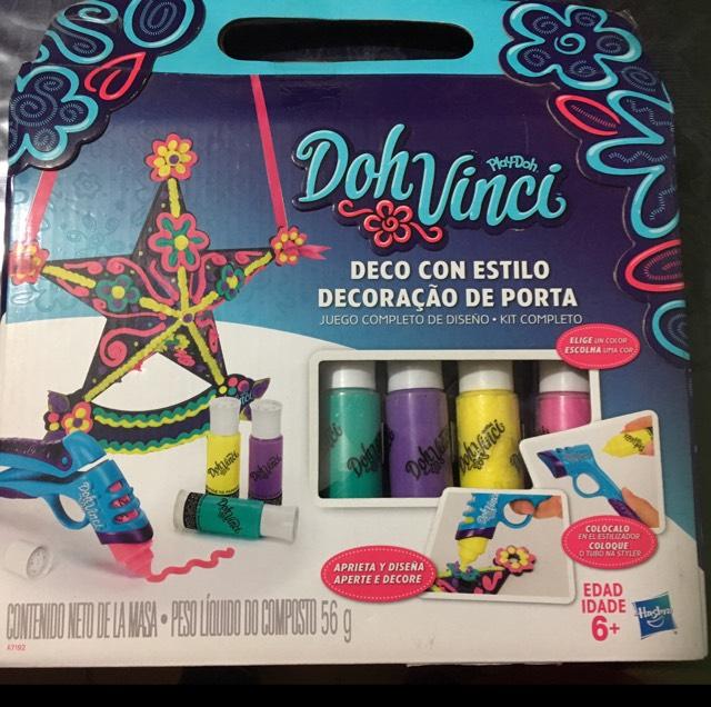 Walmart: Play-doh Doh vinci deco con estilo y más