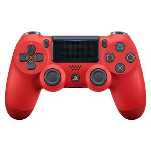 Amazon: control PS4 rojo $776 con MasterCard