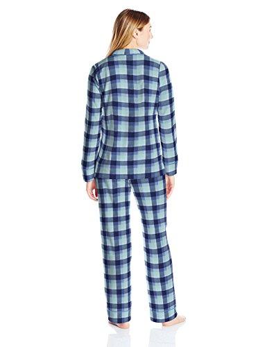 Amazon: pijama de microfleece Carole Hochman