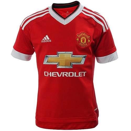 Tienda Oficial Snovi en Mercado Libre: Camiseta Manchester United 2015-2016 para NIÑO