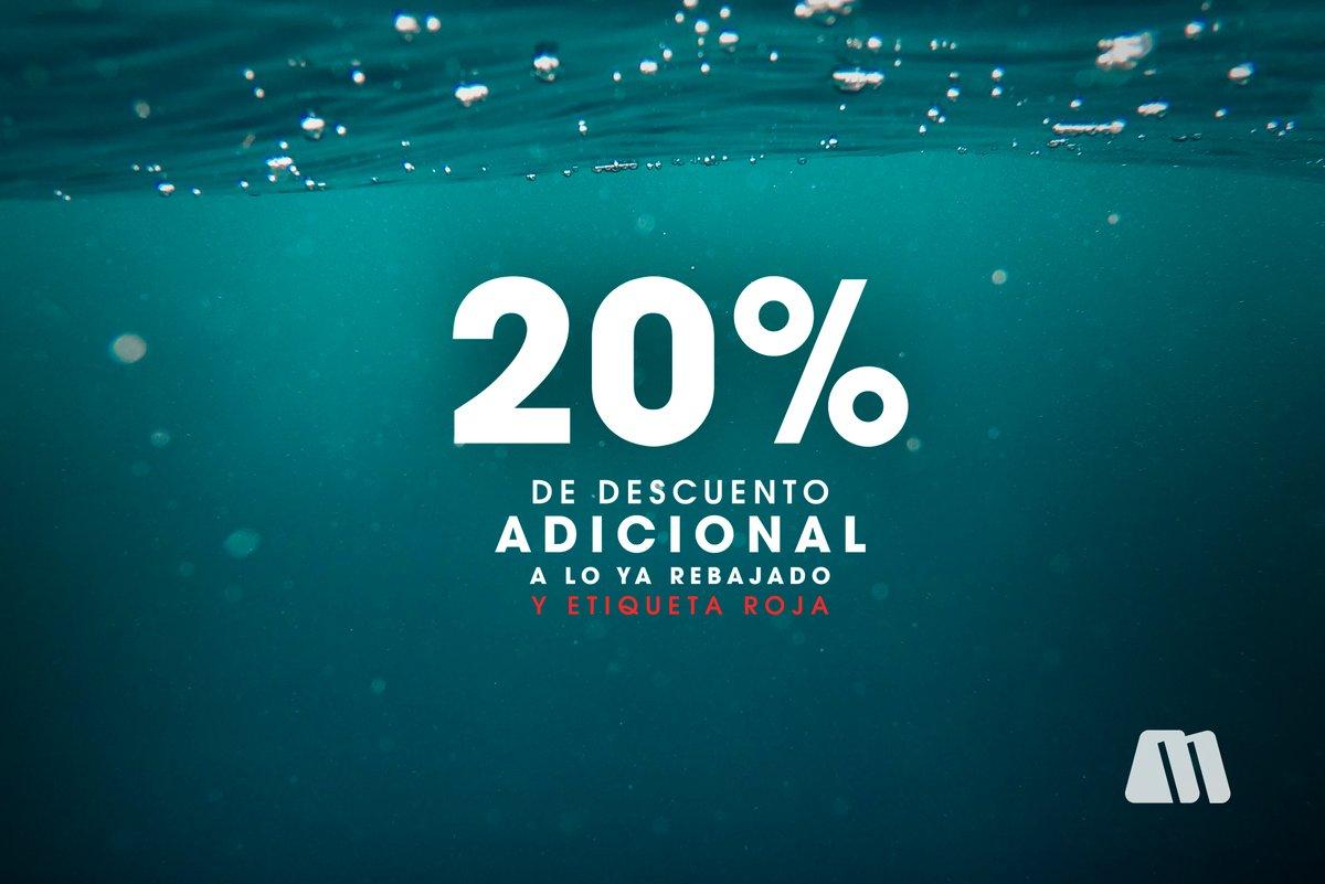 Marti: 20% Adicional aún en lo ya rebajado (otra vez)