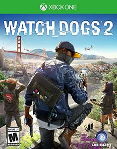 Amazon: Watch Dogs 2 - Xbox One - Day One Edition (con cupón MX)