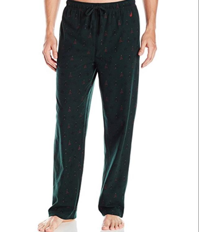 Amazon: pantalón de pijama Nautica XL
