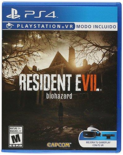 Amazon Mx: Residen Evil 7 en $699 con MasterCard ($761 con cualquier forma de pago)
