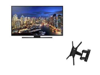 "Sears: paquete Pantalla LED 40"" 4K Smart TV Samsung + soporte $9,599"