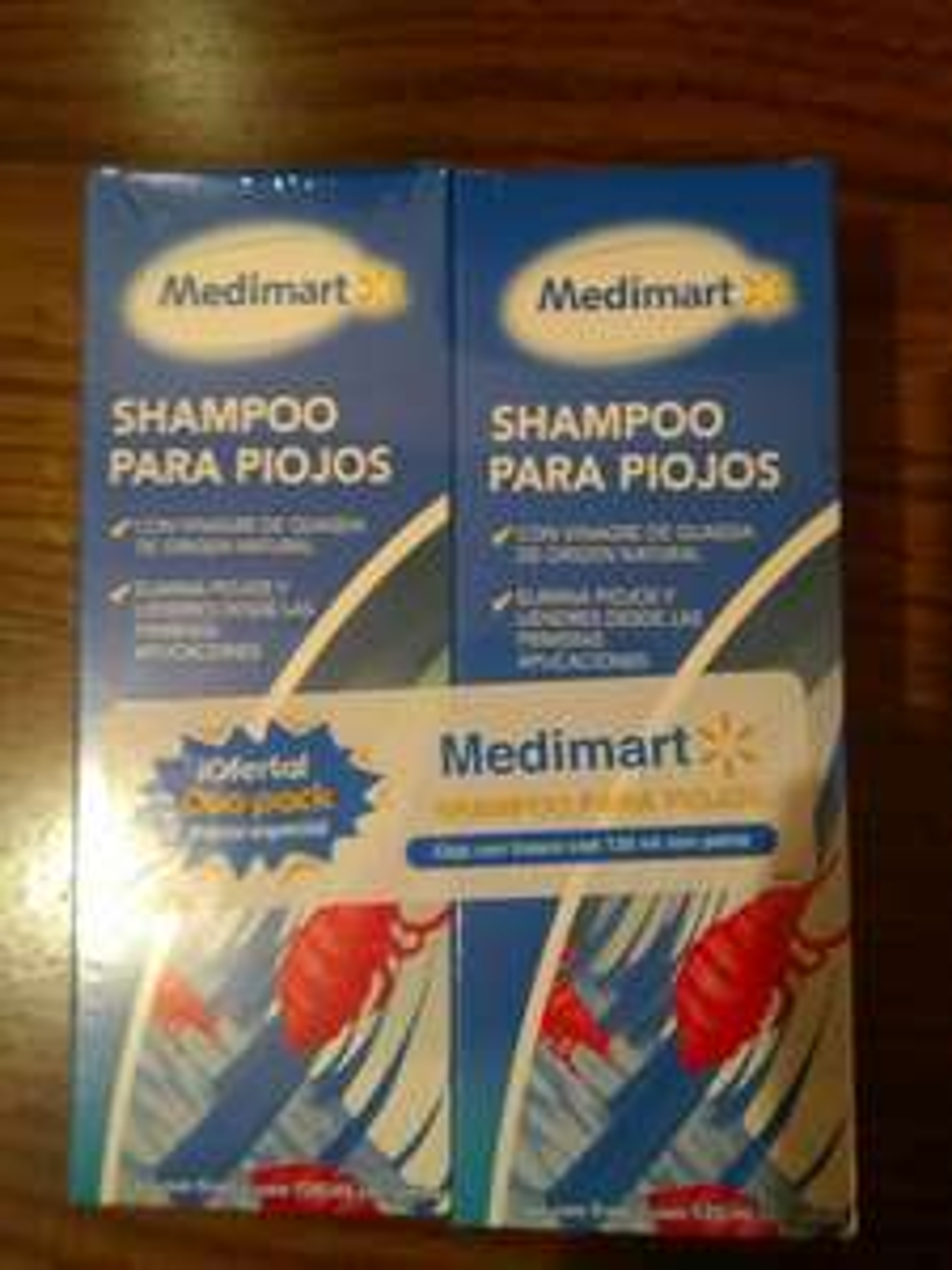 Bodega Aurrerá: shampoo para piojos a $16.01