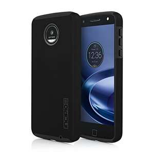 Amazon: Funda para Moto Z play marca Incipio (es para el Force pero le queda bien)