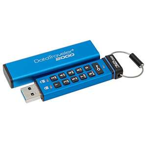 Amazon: DATA TRAVELER 2000 USB 32GB