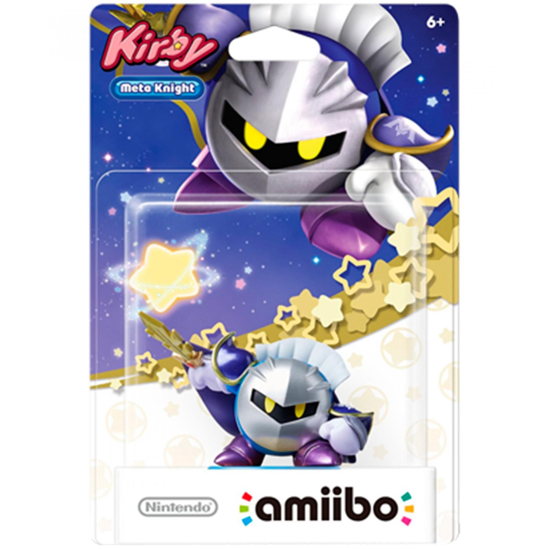 Palacio de Hierro: Amiibo Kirby Series: Meta Knight y más