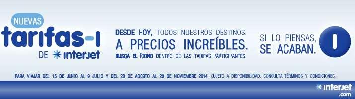Interjet: vuelos redondos a San Antonio $230 dólares, Miami $369 y más
