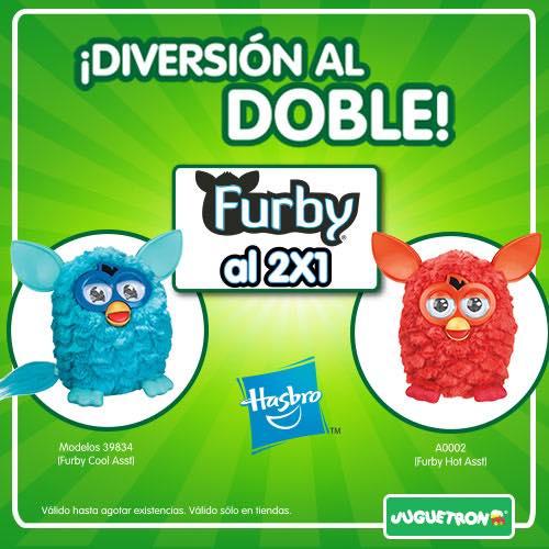 Juguetron: 2x1 en Furbys, camión de golosinas LPS $224, Baby Alive $299 y más