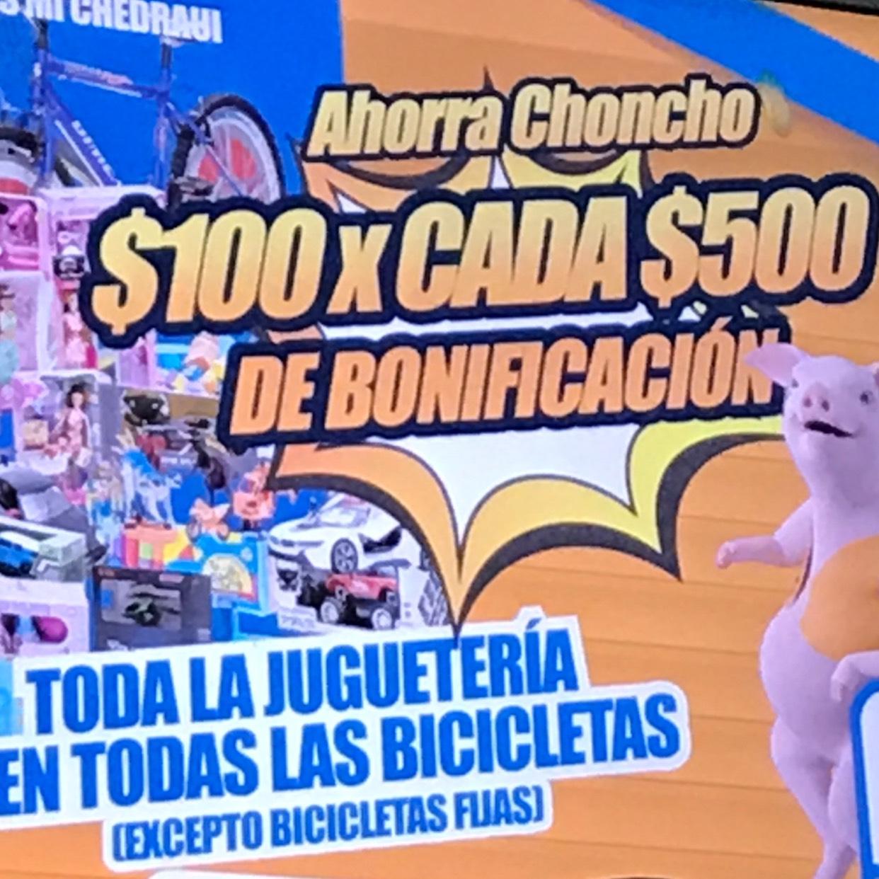 Chedraui: Ahorro Choncho (3x2, ofertas y Día del niño)