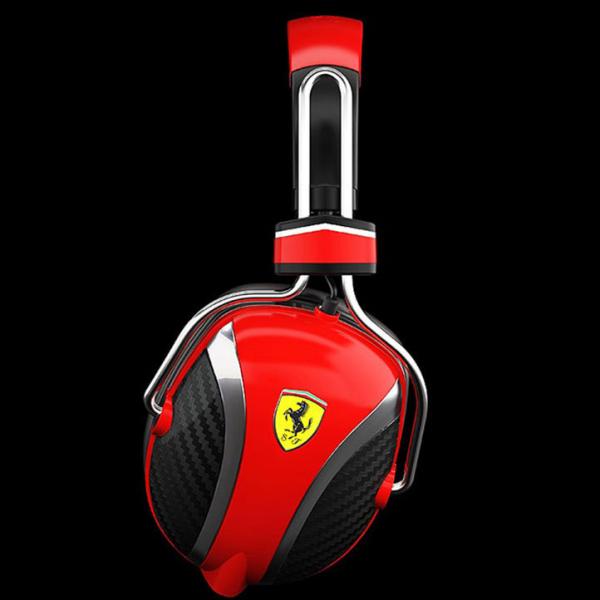 Marke: Audifonos Scuderia P200 Ferrari $1,299 y otros descuentos en artículos de Ferrari