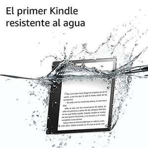 Amazon: nuevo Kindle Oasis con 12 meses sin intereses