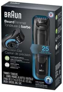 Amazon: Recortador de Barba Braun MACHO ALFA de $1729 a $716