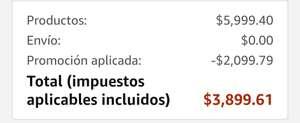 Amazon México: Rasuradora Braun 9 Series set completo