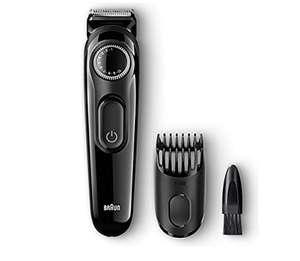 Amazon: Recortadora de barba Braun