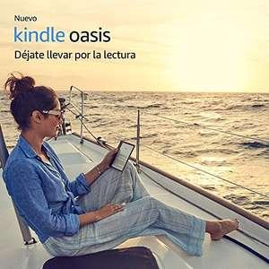 Amazon México: 25% de descuento en el mejor Kindle (Oasis)