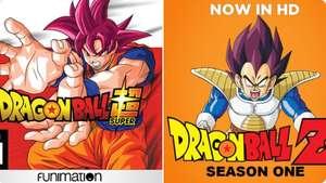Microsoft Store : Dragon Ball Z y Dragon Ball Super - Temporada 1 en HD GRATIS