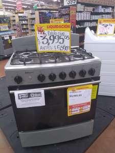 Walmart: Estufa Koblenz 6 quemadores y horno