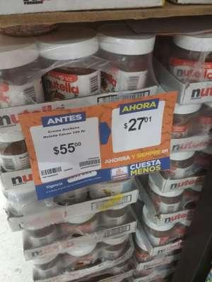 Chedraui Poza Rica: Nutella cacao crema de avellanas 350 gr