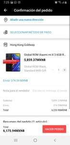 AliExpress: Mi mix 3 6/128 gb