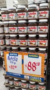 Chedraui: Nutella