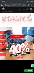 Oggi Jeans: cupón de 10% de descuento