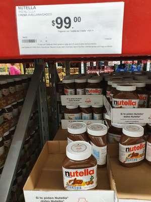 Sam's Club: Nutella 1kg $99