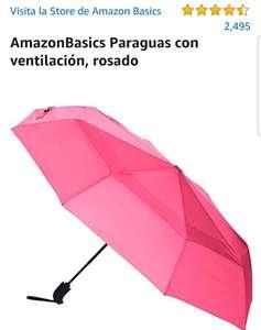 Amazon: Paraguas automático