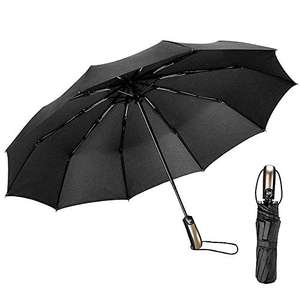 Amazon: paraguas. El azul está en $207.99