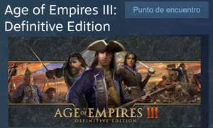 Steam: Age of empires III Definitive Editon [PC]