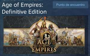 Steam: Age of Empires I Definitive Edition [PC]