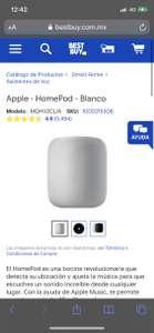 Best Buy: HomePod