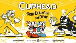 Steam - Cuphead con 30% de Descuento
