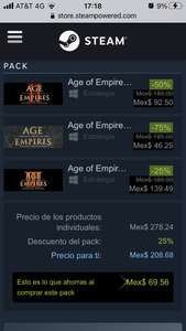 Steam: Age of Empires Definitive Collection