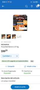 Sam's Club: Pizza Red Baron