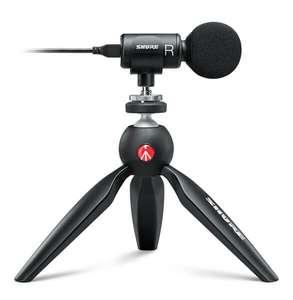 Best Buy: Micrófono Shure mv88+ en liquidación....