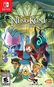 Amazon: Ni No Kuni para Nintendo Switch
