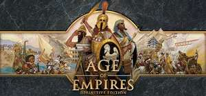Steam: Age of empires: Definitive edition