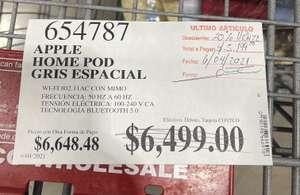 Apple HomePod Costco Polanco
