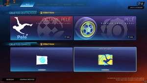 Rocket League: antena y bandera de pele gratis