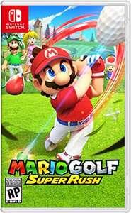 Amazon Preventa - Mario Golf: Super Rush - Nintendo Switch - Standard Edition