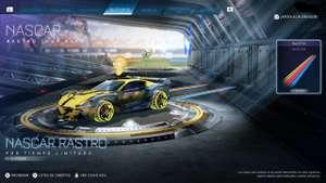 Rocket League: GRATIS Rastro Nascar