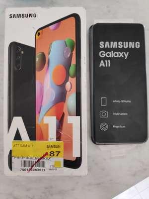 Bodega Aurrerá, Samsung galaxy a11 aurrera 3gb y 64gb