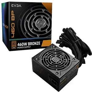 Amazon: PSU EVGA 460 BP, 80+ Bronce 460 W